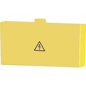 Zub. für Sicherungslasttrennschalter für NH000 Abdeckkappe für 1 Leers