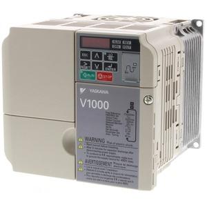 Frequenzumrichter V1000 2,2kW 11,0A 200V AC 1-phasig sensorl. vektorg.