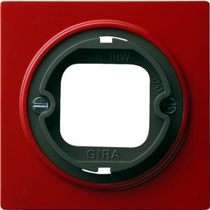 Abdeckung Lichtsignal Bajonett für S-Color rot