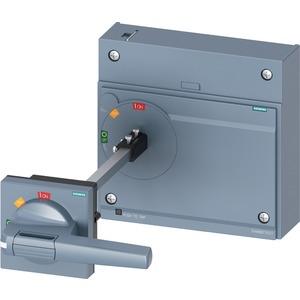 Türkupplungsdrehantrieb Standard IEC IP65 - Zubehör für 3VA15/25 1000