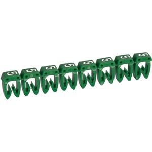 """CAB 3 Kabelkennzeichnung 0,5 - 1,5 mm² Ziffer """"5"""""""