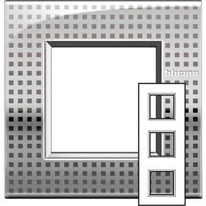 Rahmen 3x2M. Solid weiß