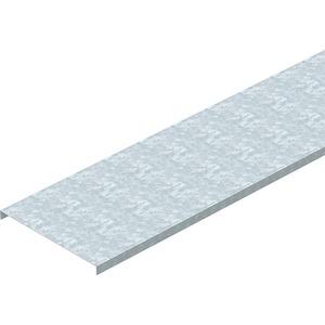 Deckel ungelocht für Kabelrinne und Kabelleiter 150x3000 St FS