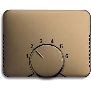 Abdeckung für Raumtemperaturregler 1094 U 1097 U Bronze