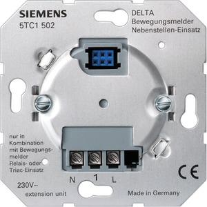 I-System Bewegungsmelder Nebenst.-Einsatz 230V 3L-Anschlusstechnik