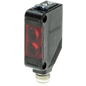 Photoelectric sensor narrow beam diffuse 90±30mm DC 3-Draht NPN M8 plug
