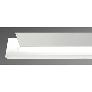 Reflektor weiß aus Stahl SDEC 1500 /35/49/80 vw verkehrsweiß RAL 9016