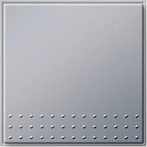 Tastschalter Wechsel für TX_44 (WG UP) Farbe Aluminium