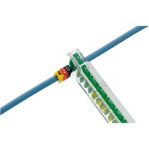 CAB 3 Kabelkennzeichnung Montagemagazin 0,15 - 0,5 mm²