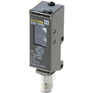 Reflexionslichtschranke 3 m DC 3-adrig NPN/PNP vertikal M12 steckbar