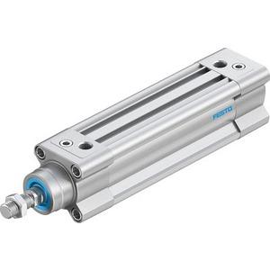 DSBC Normzyl. Kolben-dm 32 mm / Hub 600 mm / PPV - Dämpfung