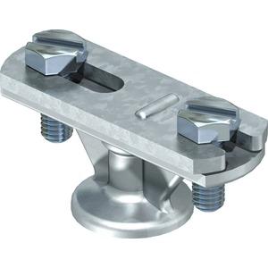 Leitungshalter für Flachleiter 30mm Zn G