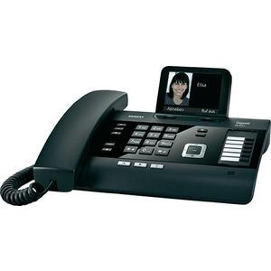 Komfort-Telefon mit Anrufbeantworter DL500A