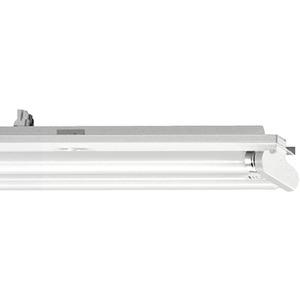 Geräteträger für Lichtbandsystem SDG T8 2/58 EVG standard vw