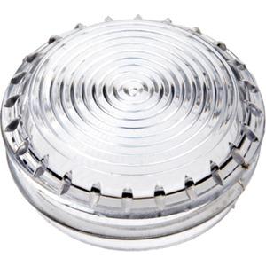 Haube für Lichtsignal E14 flach Zubehör klar transparent