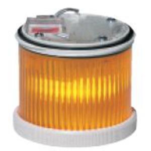 Dauerlichtelement TWS F MT 12 - 240 AC/DC 5 W orange