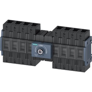 Handbetätiger Netzumschalter MTSE Baugr. 2 80A 4-polig Frontantrieb