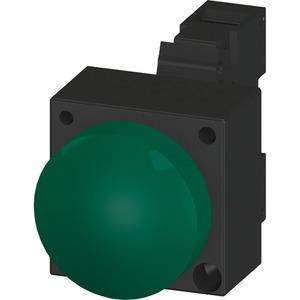 22mm Kunststoff rund Leuchtmelder