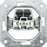 DELTA Taster-Geräteeinsatz UP 1 Schließer 10A 250V