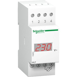 REG-Voltmeter 0-600VAC digital VLT 0-600VAC DIGITAL