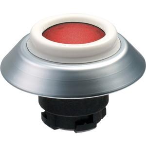 Leuchttaster ROT für Fronteinbau