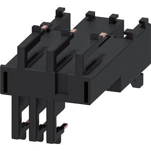 Verbindungsbaustein elektr. und mechanisch für 3RV2011 und 3RT201.
