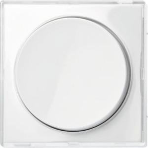 Zentralplatte mit transparenter Abdeckung u.Drehknopf M-Creativ