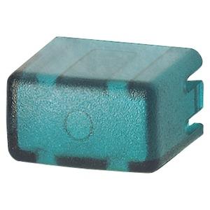 Kappen-Set für Taster 5TE48 3 Artikelnummer=5 Stück grün/transparent