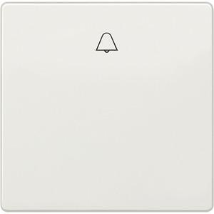 DELTA style titanweiß Wippe mit Symbol Glocke