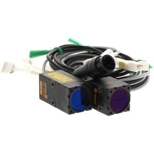 Lasersensorkopf Einweglichtschranke 10mm Strahlbreite erfordert Verst.