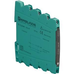 Einspeisebaustein - Schnittstelle für Power Bus max. 3A LED-Statusanz.