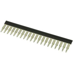 G2RV-Zubehör Verbindungskamm 20-polig schwarz