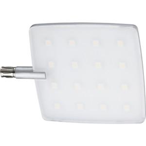 Living CombiSystems NanoLED Spot Pad 5W LED Alu geb Alu/Acryl