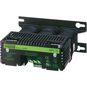MPL 3-phasig gesiebt. IN: 400V AC +/- 5% OUT: 24V DC / 15 A
