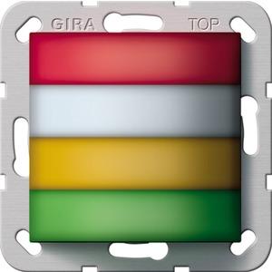 Zimmersignalleuchte rot weiß Gelb Grün Rufsystem 834