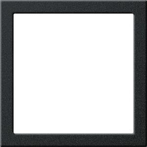 Montagerahmen für System 55 schwarz matt