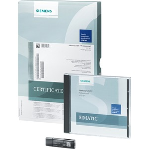 SIMATIC STEP 7 Prof. V14 SP1 Floating License für 1 User