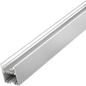 CATania 4050 Leuchtenprofil Aluminium eloxiert 3m