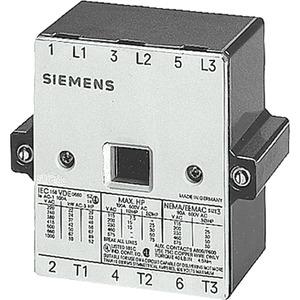 Lichtbogenkammer für S6 für Schütz 3RT1054 55kW/AC-3