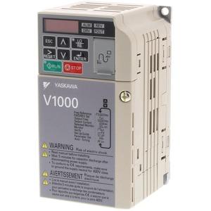 Frequenzumrichter V1000 1,1kW 5,0A 200V AC 3-phasig sensorl. vektorg.