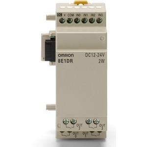 Kleinsteuerung ZENV2 Erweiterung 4E12-24VDC 4A 24VDC / 0,5A Transistor