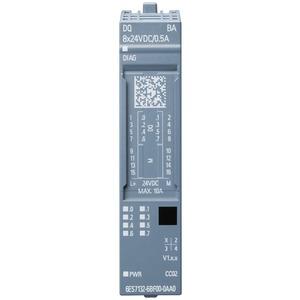 Simatic ET 200SP digitales Ausgangsmodul DQ 8x24 V DC / 0,5A Basic