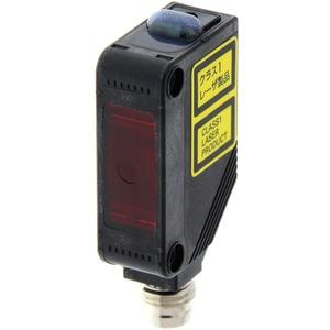 Optischer Sensor Einweglichtschranken-Laser 60m PNP M12 Stecker Sender