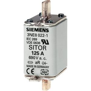 SITOR Sicherungseinsatz 125A AC690V (DIN43620 Gr.00)