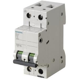 Leitungsschutzschalter 230V 10kA 1+N-polig C 0.5A