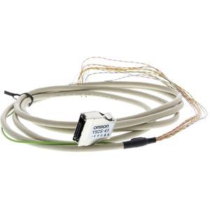 2 m-Kabel H8PS-seitig mit Stecker andere Seite offene Drahtenden