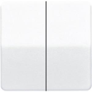 Wippe für Serien-Wippschalter Serien-Tastschalter und Taster BA 2-fach