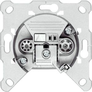Antennen Steckdose BK-Durchgangsdose 2fach