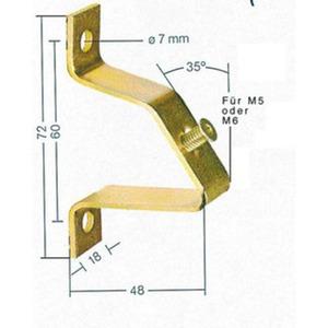 Tragschienenträger TSTW 5/M5