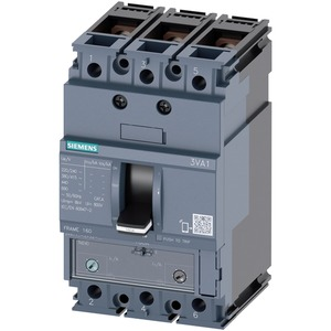 Leistungsschalter 3VA1 IC55kA ATAM IN=125A IR=88A-125A I5-10x IN